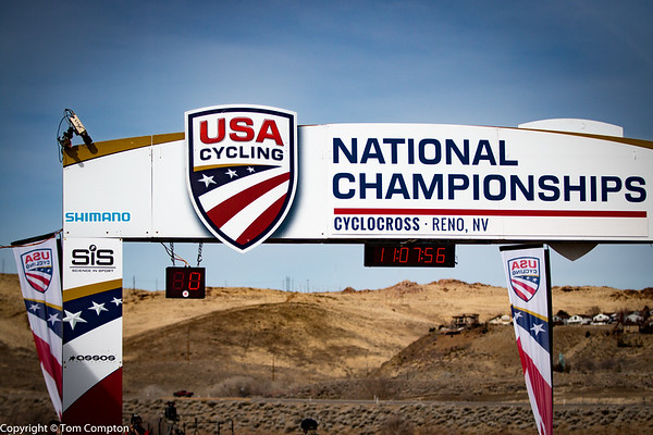 Cyclocross Nationals 2018