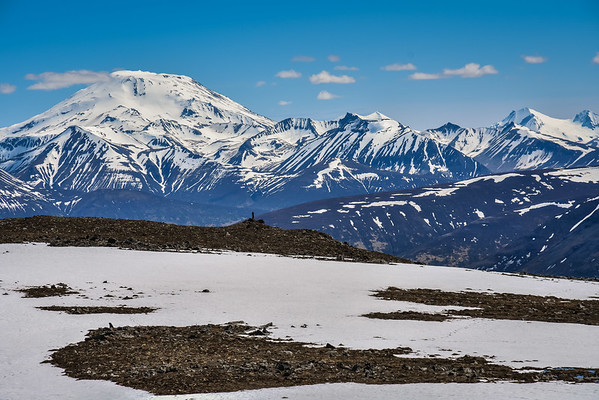 May and the High Ranges of Katmai