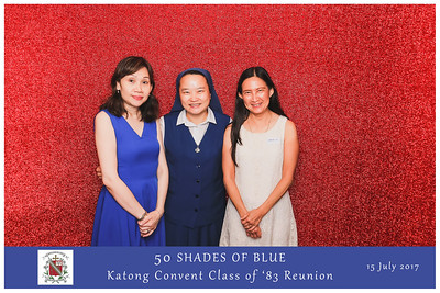 Katong Convent Class of 83 Reunion | © www.SRSLYPhotobooth.sg