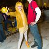 Honey Lemon and Fred