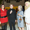 Lana Kane, Sterling Archer, Malory Archer, and Katya Kazanova