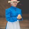 Sophie Hatter and Calcifer