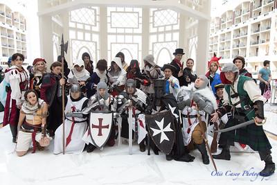 Katsucon 2018 Assassin's Creed