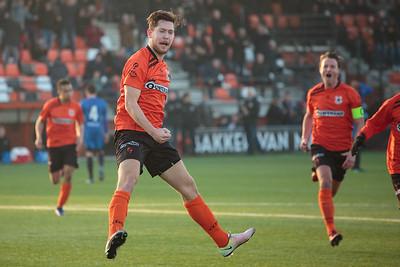 Katwijk v. AFC, Tweede Divisie, 18/02/2017