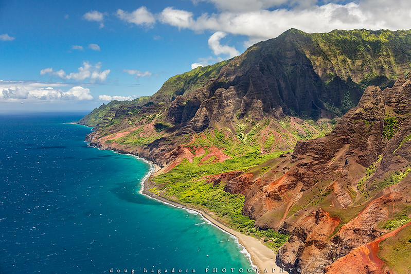 Napali From The Air