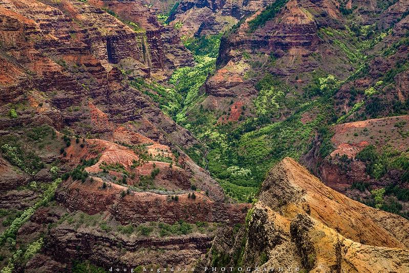 The Colours of Waimea Canyon (#0429)