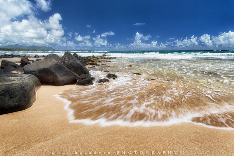 Beach Day in Kauai (#0100)