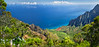The Kalalau Valley Pano