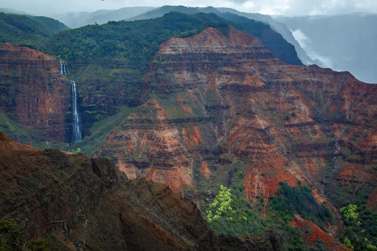 Canyon Water Fall