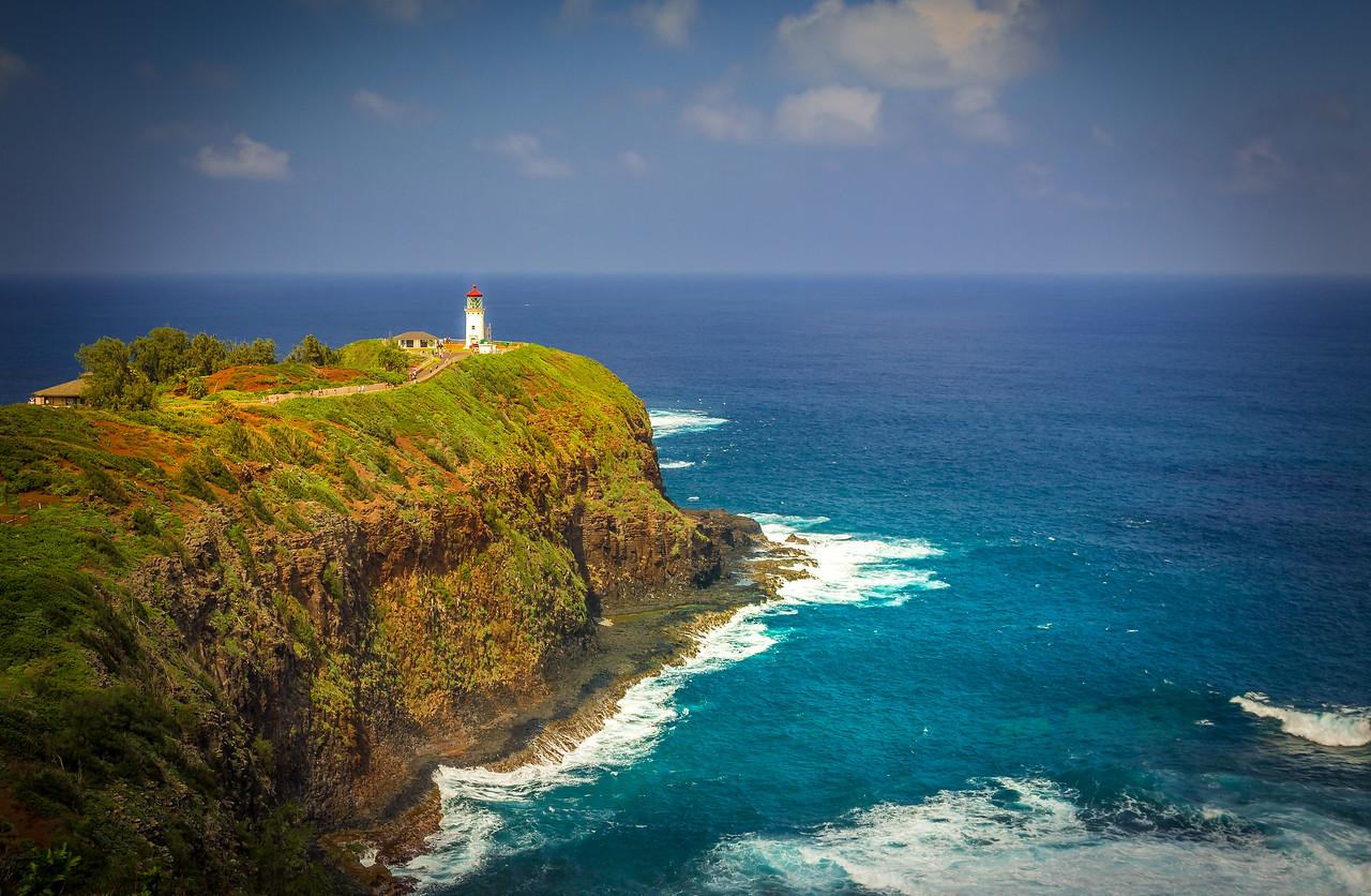 Princeville Lighthouse