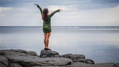 Mai Greets Kauai