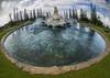 Princeville Fountain