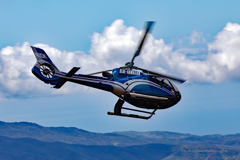Waimea Canyon Copter Shot #3 (5480) Marked