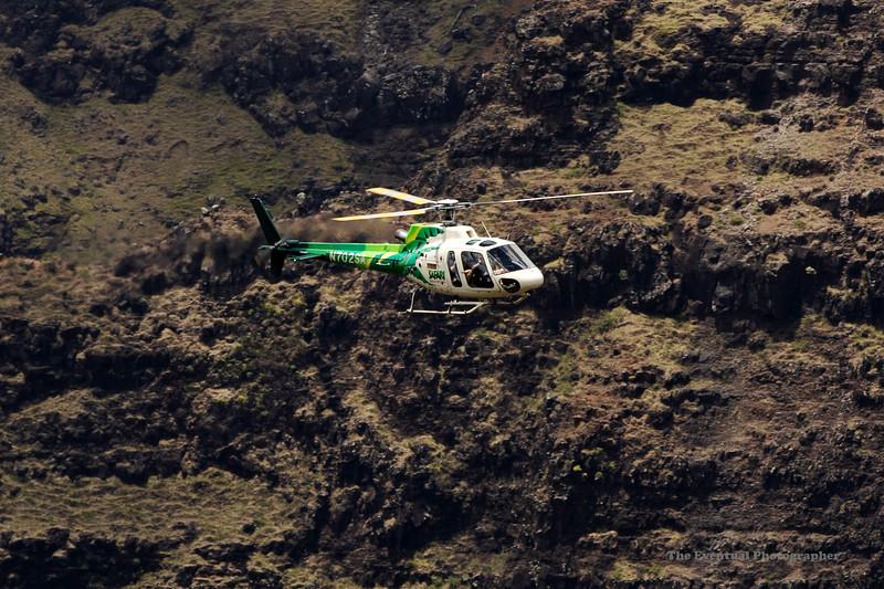 Waimea Canyon Copter Shot (5555) Marked