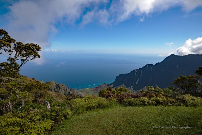 Waimea Canyon Kalalau Lookout #6 (5650) Marked