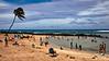Poipu Beach Golden Crescent 16x9 (5351) Marked
