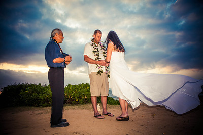 Niles is a truly talented Kauai Wedding Minister