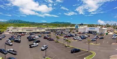 kauai village shopping center_pano