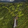 Manawaiopuna Falls (Jurrassic Park Scene)