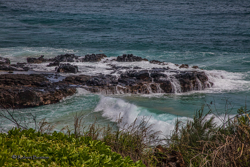 Coast Near Spouting Horn & Lawa'i Bay