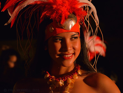 Urahutia Production's dancer