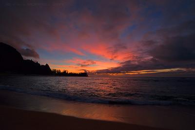 Haena Sunset #2