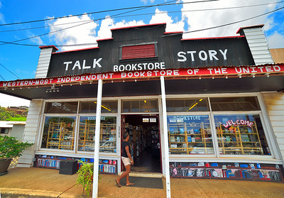 Western-most Independent Bookstore of the United States