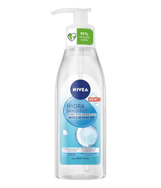 3228099NIVEA Hydra Skin Effect mitsellaar näopesugeel 150 ml 940599005800345307