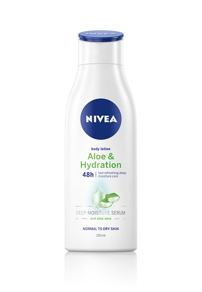 3223399 NIVEA Ihupiim Aloe & Hydration 250ml 88395 9005800286754