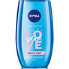 3216899 NIVEA Dušigeel LOVE Splash Aquatic 250ml 83629 9005800223070