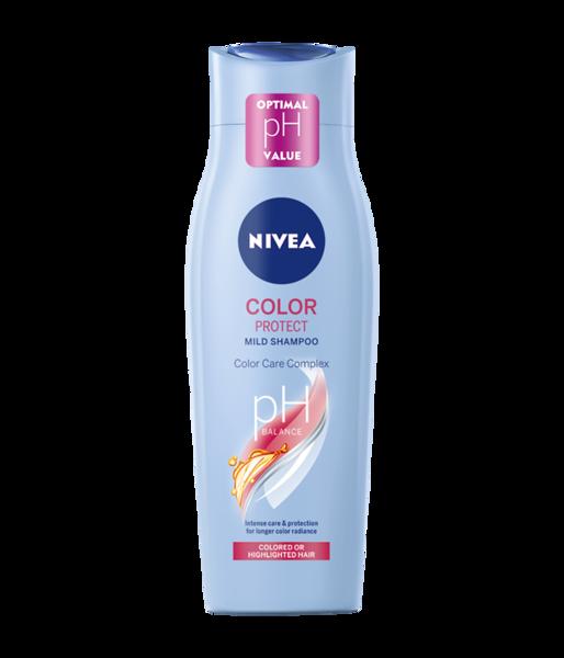 334399 NIVEA Šampoon värvitud juustele 250 ml 81470 9005800235196