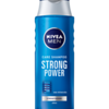 337299 NIVEA Šampoon meestele Strong Power 400 ml 81424 9005800328058