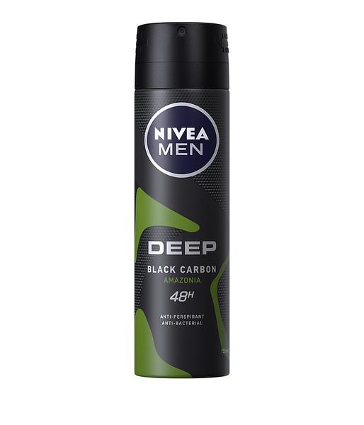 3214999NIVEA Spray DEEP Amazonia meestele 150ml 853715900017069845
