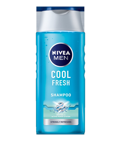 333699 NIVEA Šampoon meestele Cool Fresh 250 ml 81408 4005808255986
