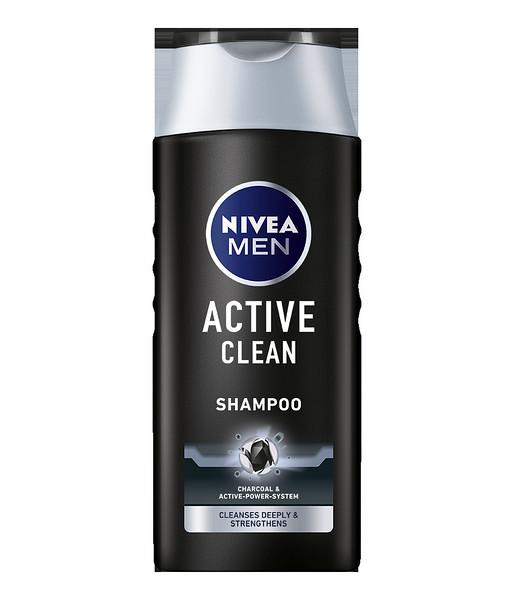 374699 NIVEA Šampoon meestele Active Clean 250ml 82750 9005800244686