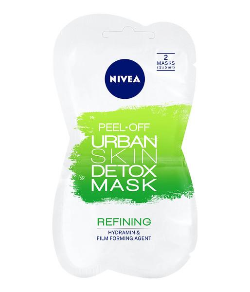 3213799 NIVEA Urban Skin Detox kooriv puhastav mask 10ml 84920 5900017066578