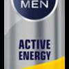 3229499NIVEA  Spray Active Energy meestele 150ml 95663