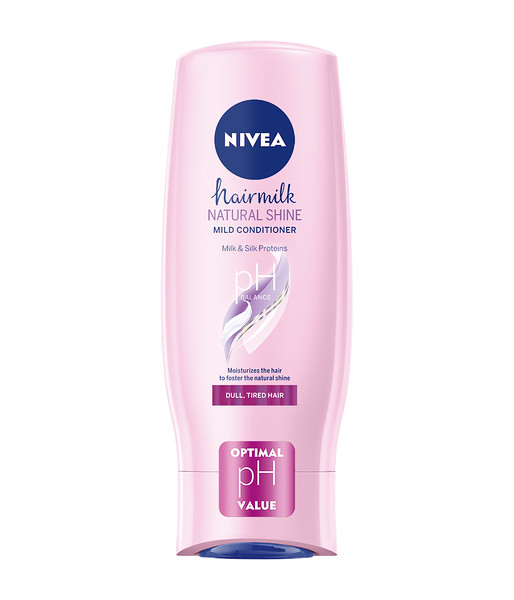 3208599 NIVEA Hairmilk Shine hooldav palsam 200ml 88618 5900017063706