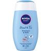 3201599 NIVEA Baby 2in1 šampoon ja vannigeel 200ml 80552 4005808361373