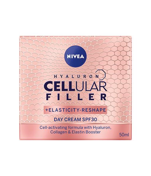 3212799NIVEA Cellular Filler Elasticity vormiv päevakreem 50ml 826129005800311319