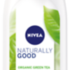 3221599 NIVEA NG niisutav puhastuspiim orgaanilise rohelise teega 200ml 87171 4005900701084