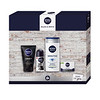 3225399	NIVEA MEN Kinkepakk Black & White 2020	9005800337289