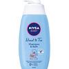 3202399 NIVEA Baby 2in1 Šampoon ja vannigeel 500ml 86263 4005808709298
