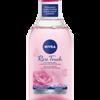3229199NIVEA Rose Touch Mitsellaarvesi orgaanilise roosiveega 400ml 944149005800347011