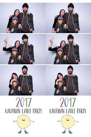 Kaufman Latke Party Prints