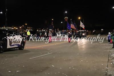Kaukauna Christmas Parade 2018