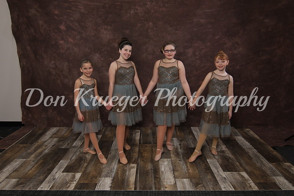 Thursday Comp Ballet
