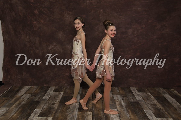 Tuesday Comp Ballet