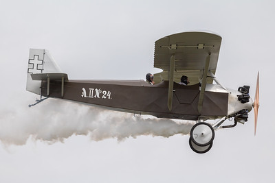 ANBO-II (replica) in-flight
