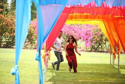 Kavish + Karishma Wedding Goa 2018